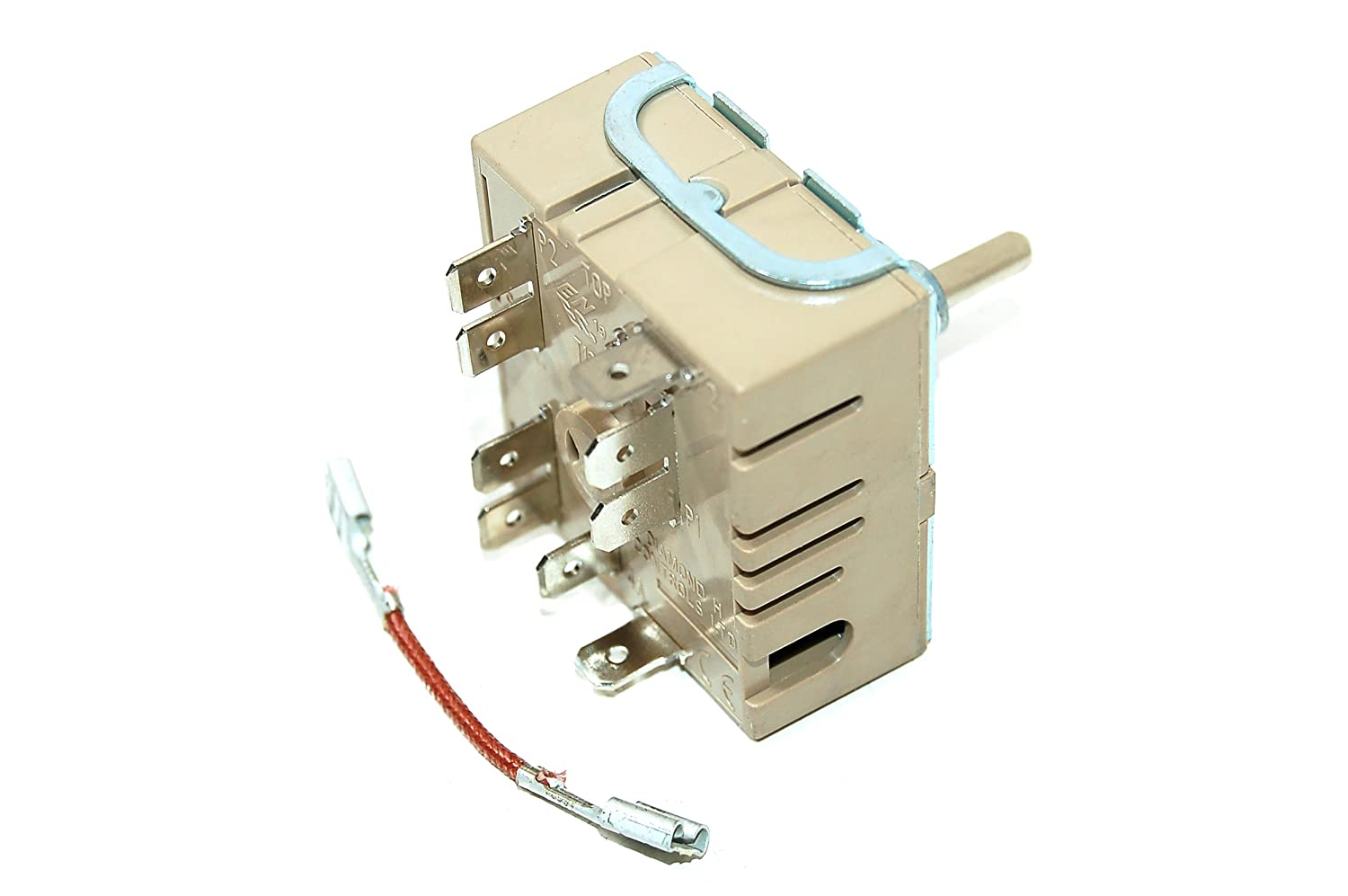 Creda C00225672 Belling Creda Hotpoint Hob Single Energy Regulator Switch. Genuine part number C00225672, [Energy Class A+++]