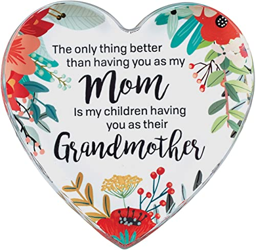 CB Gift Simply Hers Tabletop D cor, Mom Grandmother
