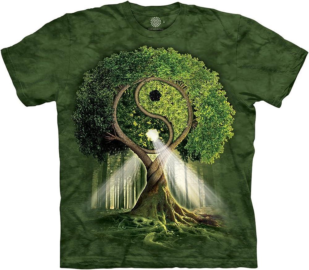 The Mountain Men's Yin Yang Tree