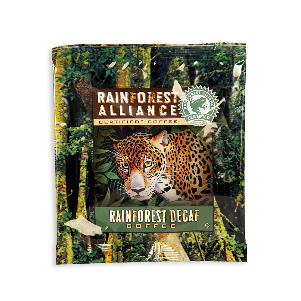 Rainforest Select Decaf In Room 4 Cup Filter Pouch