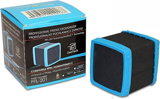 FilterLogic Fridge//Refrigerator Deodorizer//Freshener Removes Smells //Odour//Odor