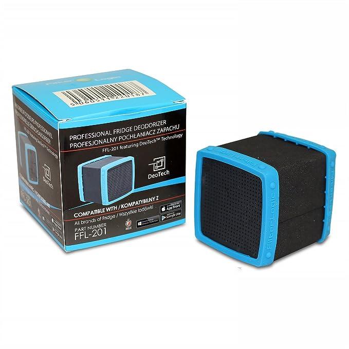3 opinioni per FFL-201–Filterlogic Deodorante per frigorifero, elimina odori–sicuro per