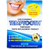 Temptooth #1 Seller Trusted Patented Temporary Tooth Replacement Product