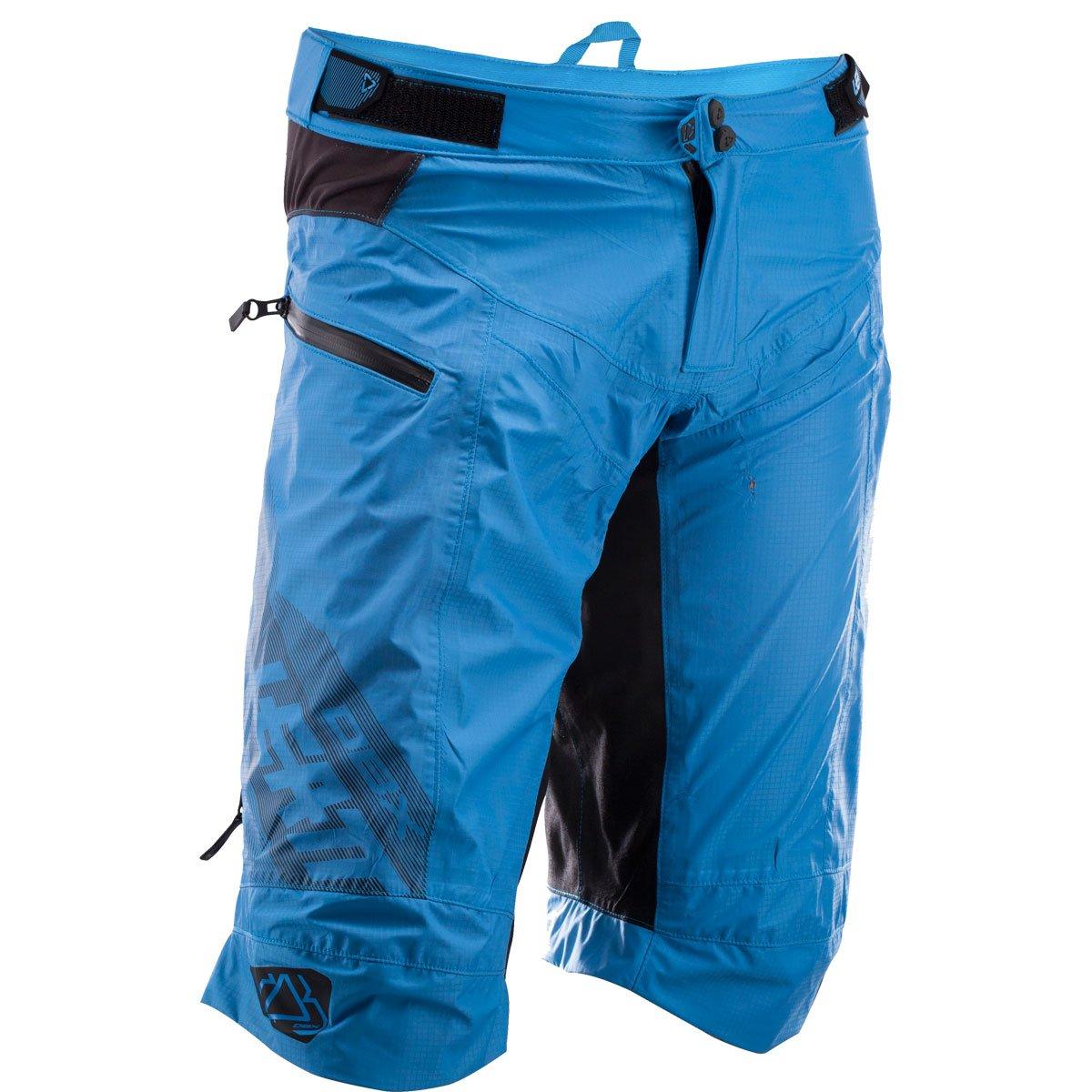 Leatt DBX 5.0 Adult BMX Sports Shorts - Blue / Size 28