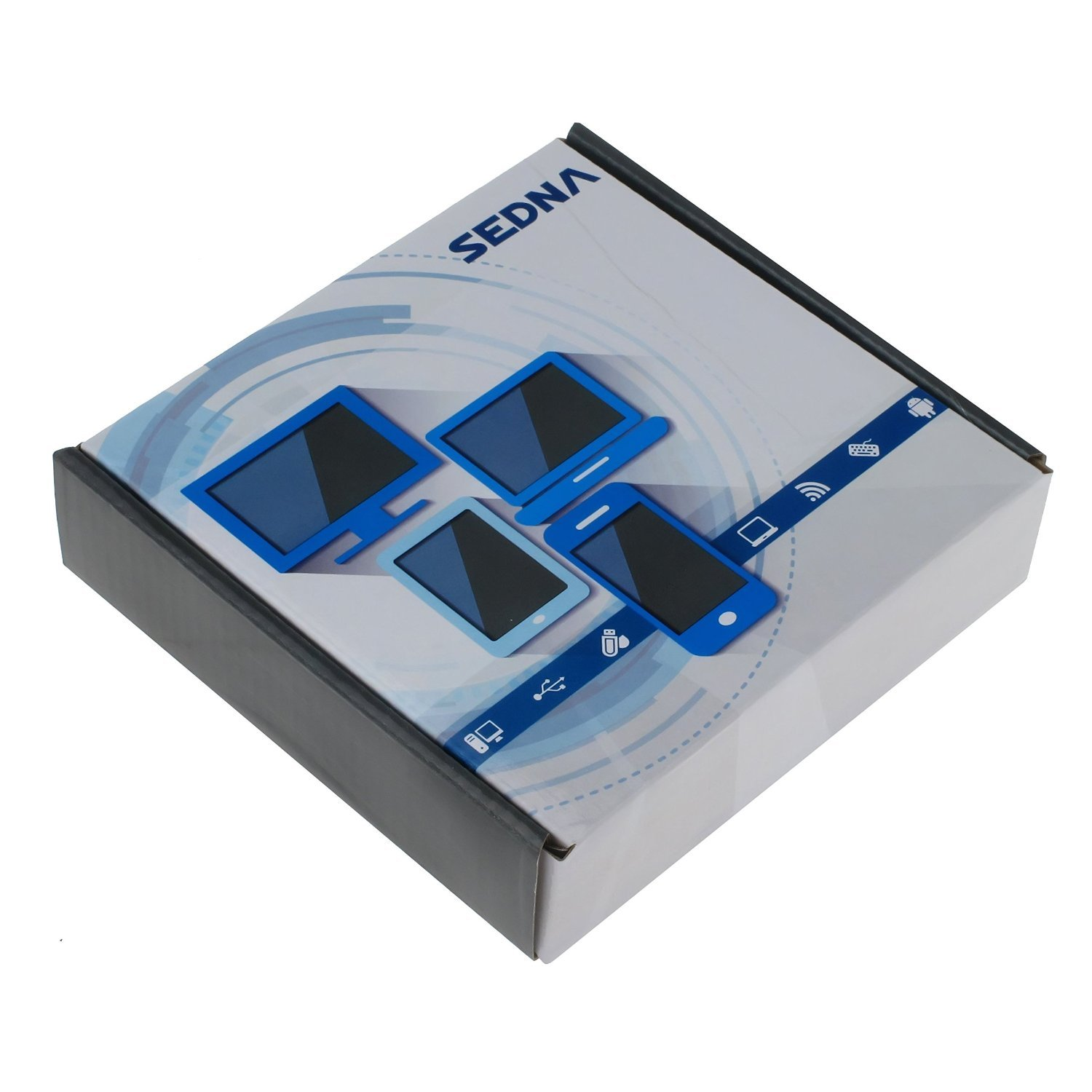 Sedna - PCI Express USB 3.0 7 Port Adapter (Support Win 8 Uasp, Super Fast Speed), SATA Power connector by Sedna (Image #6)