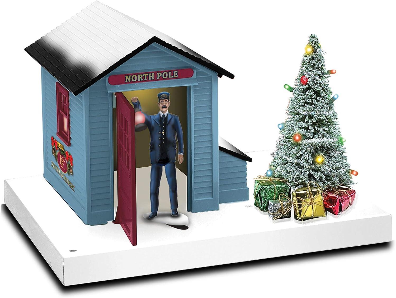 Lionel The Polar Express, Electric O Gauge Model Train Accessories,  Conductor Gateman