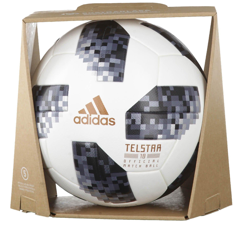 adidas Ekstraklasa Omb Balón, Hombre, (Blanco/Negro/Plamet), 5 ...