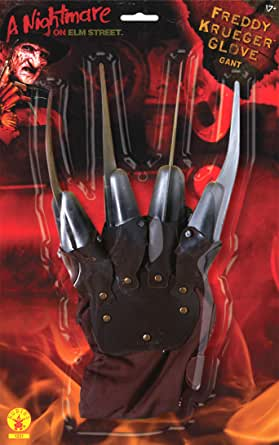Rubies- Nightmare on ELM Street Freddy Glove Complementos, Multicolor, STD (RUBIES 1231)