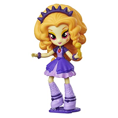 My Little Pony EG Rockin Adagio Dazzle Doll: Toys & Games