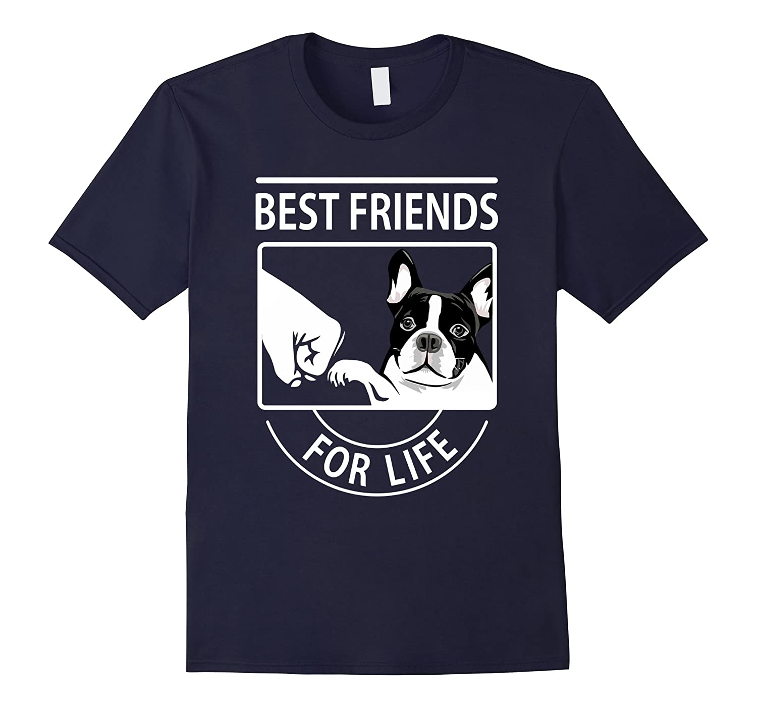 Boston Terrier - Best Friend For Life-BN