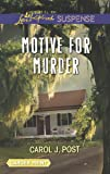 Motive for Murder (Love Inspired LP Suspense)