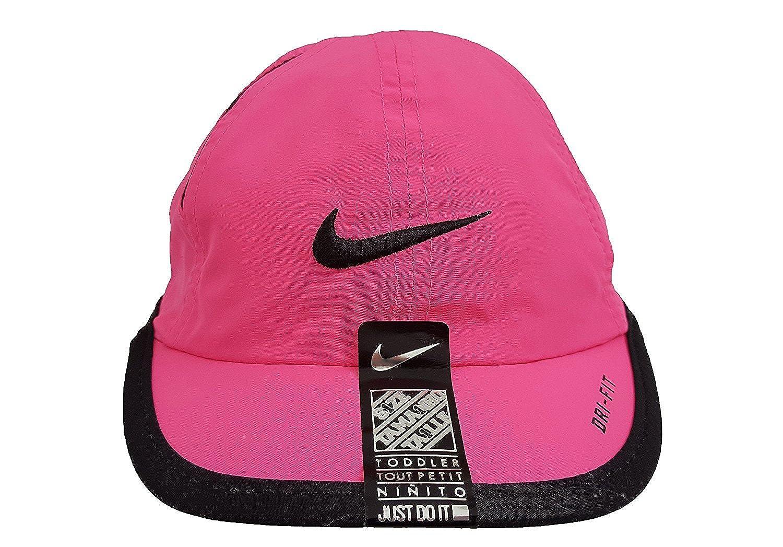 Baby Girl Nike Featherlight Dri Fit Pink Baseball Cap