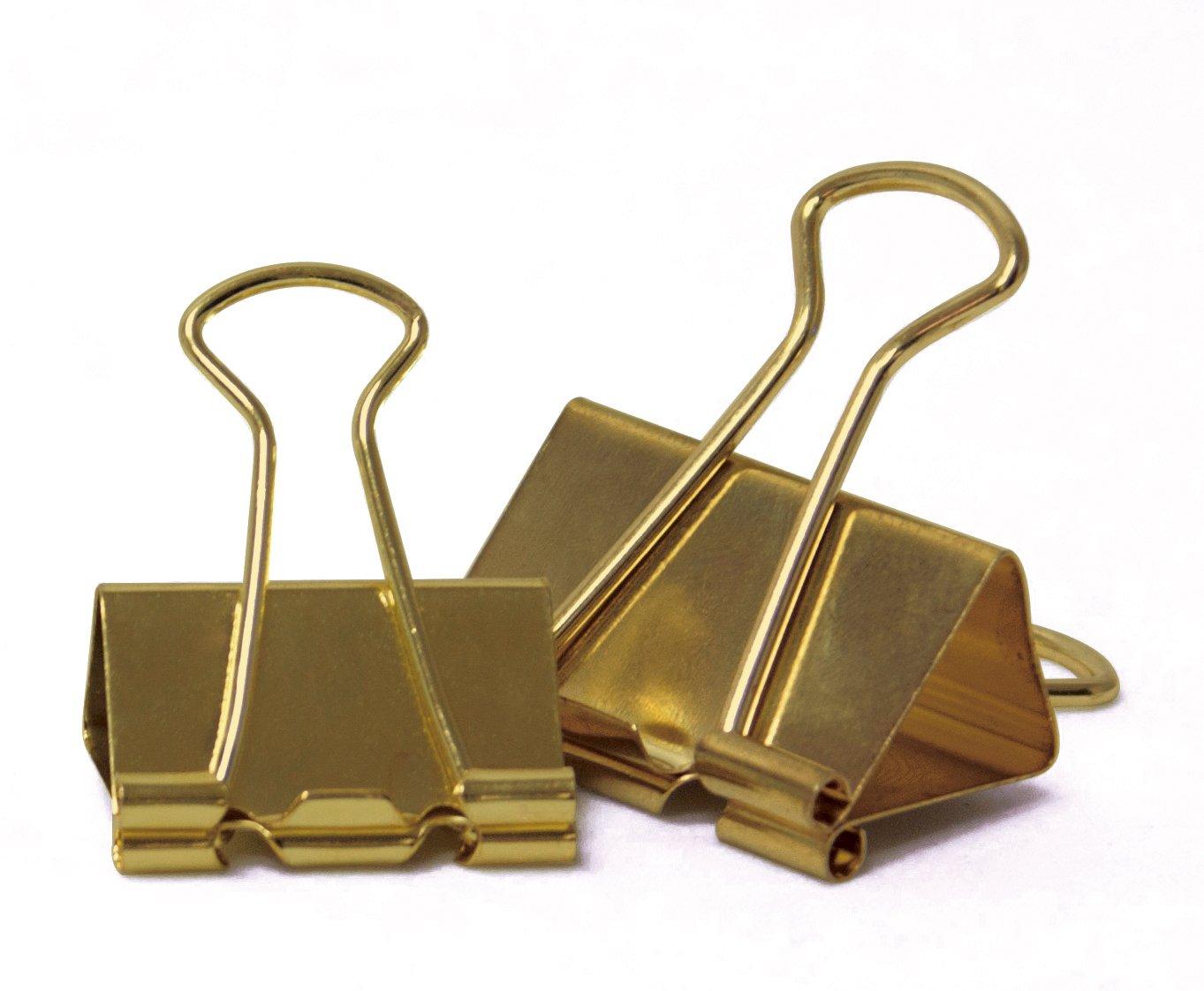 vergoldet 12/x Tischdeckenbeschwerer Klemmbrett wendbar Edelstahl plus Office 10/mm