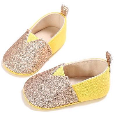 Zapatos de bebé recién Nacidos encantadores Primeros andadores ...