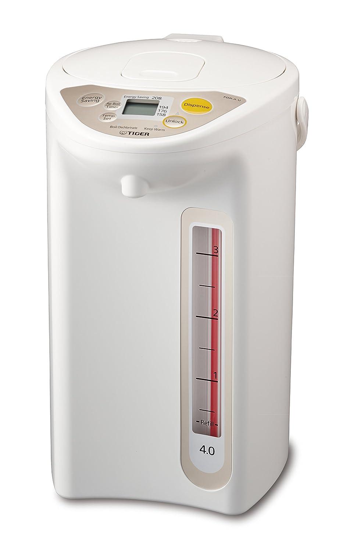 Tiger Corporation PDR-A40U-WU Electric Hot Pot, Liters, Urban White