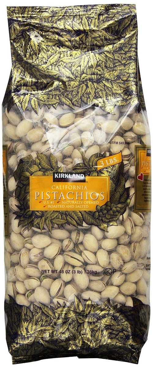 Kirkland Signature in Shell Pistachios
