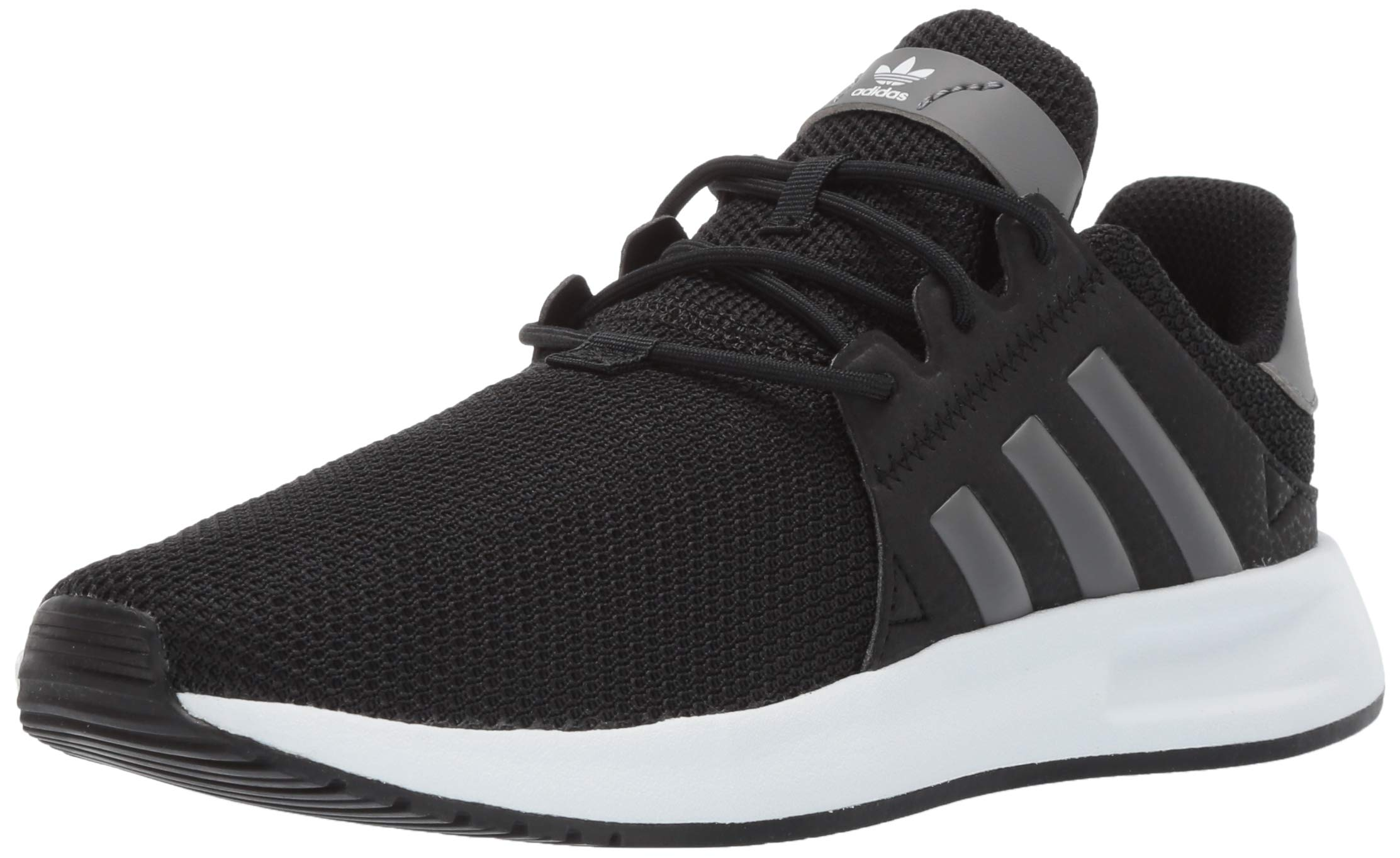adidas Originals Baby X_PLR Running Shoe, Black/Grey/White, 9.5K M US Toddler