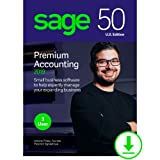 Sage 50 Premium Accounting 2019 U.S. 3-User [Download]