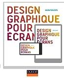 Design graphique pour écrans