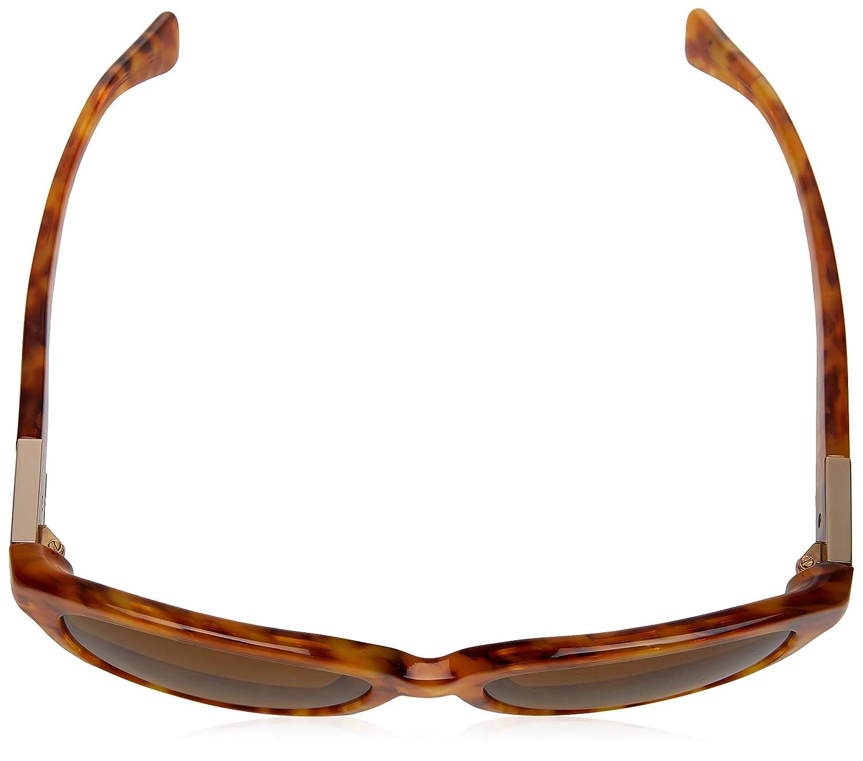 RALPH Womens 0RA5221 15862L Sunglasses, Yellow Tortoise/Ambergradient, 54 Ralph Lauren