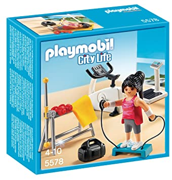 Playmobil City Life  Gym dp BIAKNH