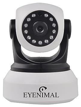 EYENIMAL Pet Vision Live HD Camera de monitoreo para Perro