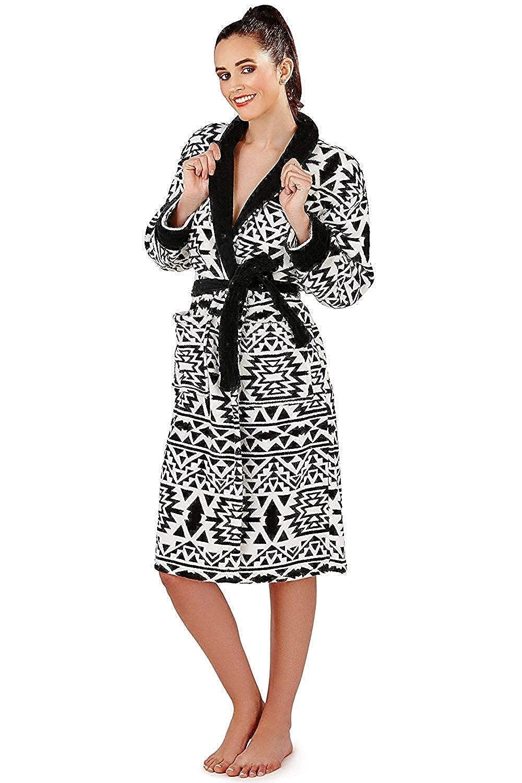 Loungeable Boutique - Albornoz - Recta - para Mujer