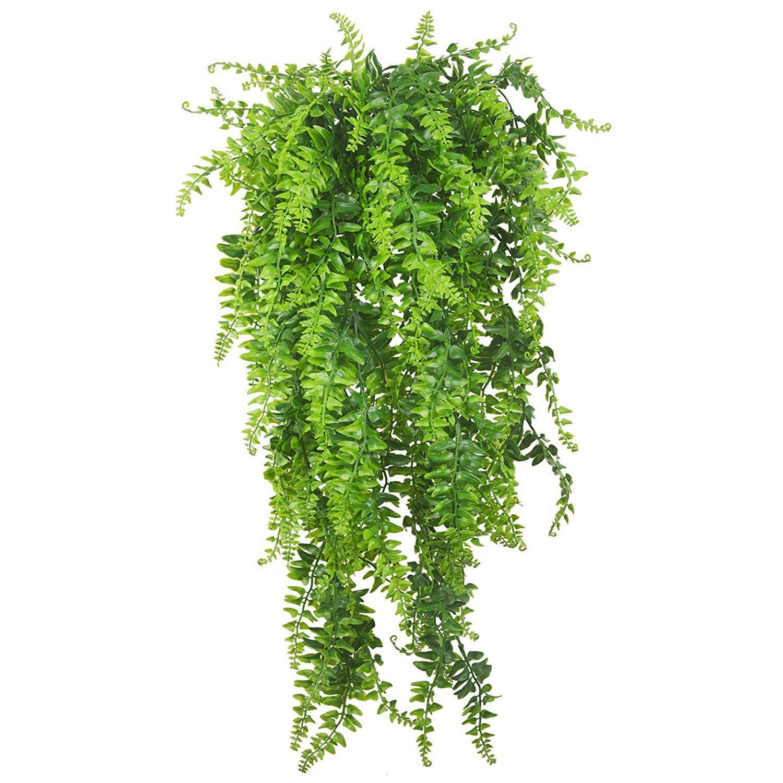 plantas artificiales muy reales