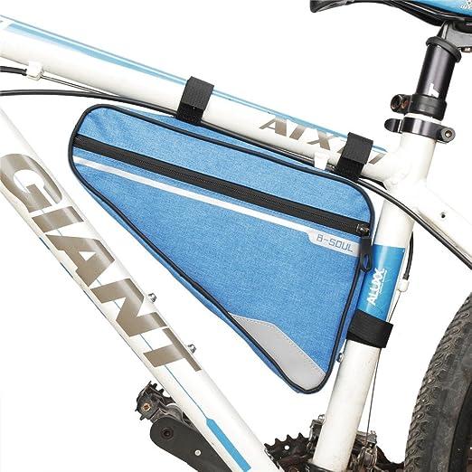 Bolsa de bicicleta El bolso impermeable para triángulos para ...