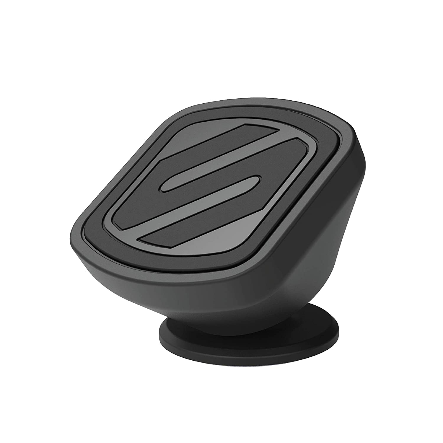 SCOSCHE MMSD-XCES0 MagicMount Select Magnetic Phone/GPS Vertical Dash Mini Mount for the Car, Home or Office