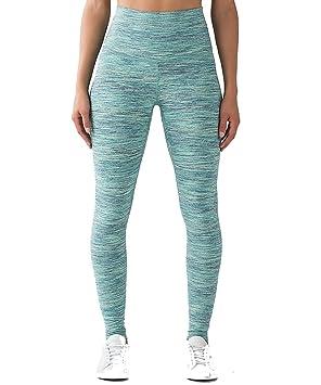 Wunder under pant alta veces completo de yoga pantalones ...