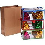Dovewill 手品用品 花ケース 紙袋 パーティー おもちゃ 小道具