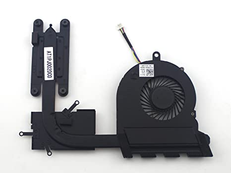 Original Cpu Fan For Dell Inspiron 15-5565 15-5567 17-5767 Series 0789DY 789DY