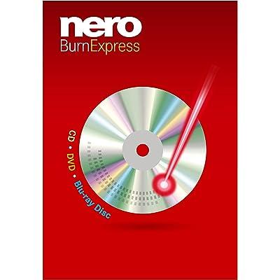 Nero BurnExpress - Software de grabación (512 MB, 500 MB, Windows XP/Vista/7)