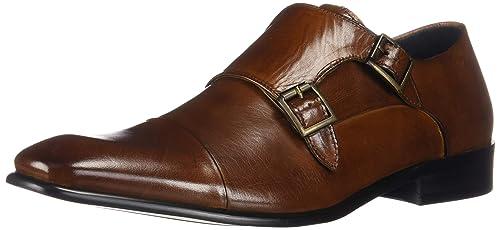 9de56410b40 Steve Madden Mens JUNNO Uniform Dress Shoes
