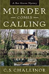 Murder Comes Calling: An English Village Mystery (Rex Graves Mystery Series Book 7) Kindle Edition