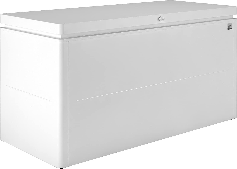 BIOHORT - Arcon Metalico Biohort Lounge Box Cofre- Baul De Jardin ...
