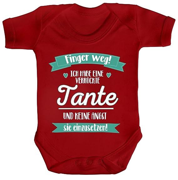 Finger Weg Ich Habe Eine Verrückte Tante Kinder Premium T-Shirt
