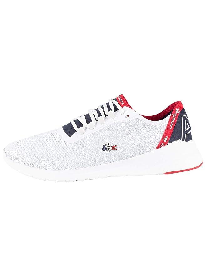 Lacoste LT FIT 119 5 Blanco 37SMA0030 Zapatillas para Hombre: Amazon.es: Zapatos y complementos