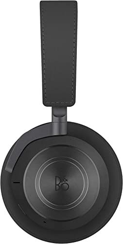 Bang Olufsen Beoplay H9 3rd Generation Wireless Bluetooth Over-Ear Headphones – Active Noise Cancellation, Transparency Mode, and Mic, Anthracite