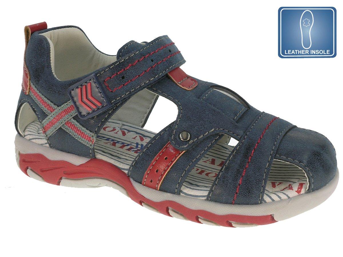 Closed-Toe Sandal For Children   Hiking, Sports or Walking Sandal For Kids, 11.5