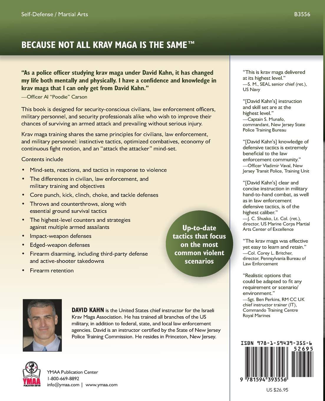 Krav Maga Professional Tactics: The Contact Combat System of ...