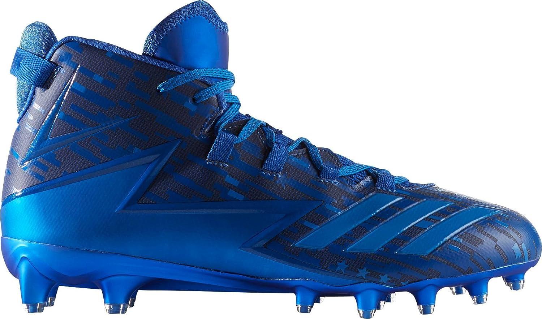 adidas Mens Freak x Kevlar DippedFootball Cleats (13 D(M) US, Poblue/Blue/Poblue)