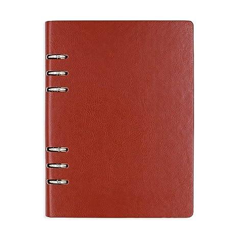 Amazon.com: Jia Hu A5 cuaderno de diario de agenda de ...