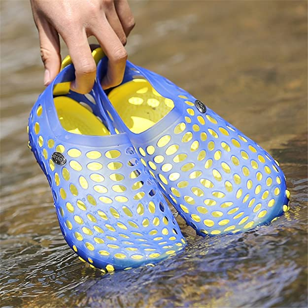 Amazon.com | MMM Shoes Water Shoes Mens Womens Quick Dry Sports Aqua Shoes Unisex Swim Shoes with Holes for Swim, Walking, Yoga, Lake, Beach, Garden, Park, ...