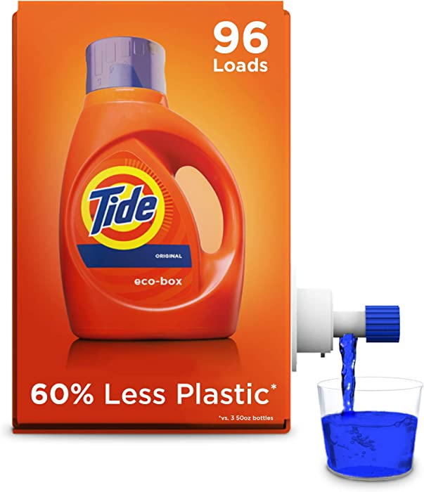 The Best Tide Laundry Detergent Subscribe And Save