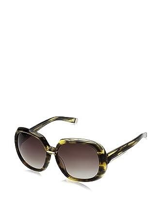 D Squared Gafas de Sol DQ005060 (60 mm) Verde/Amarillo ...
