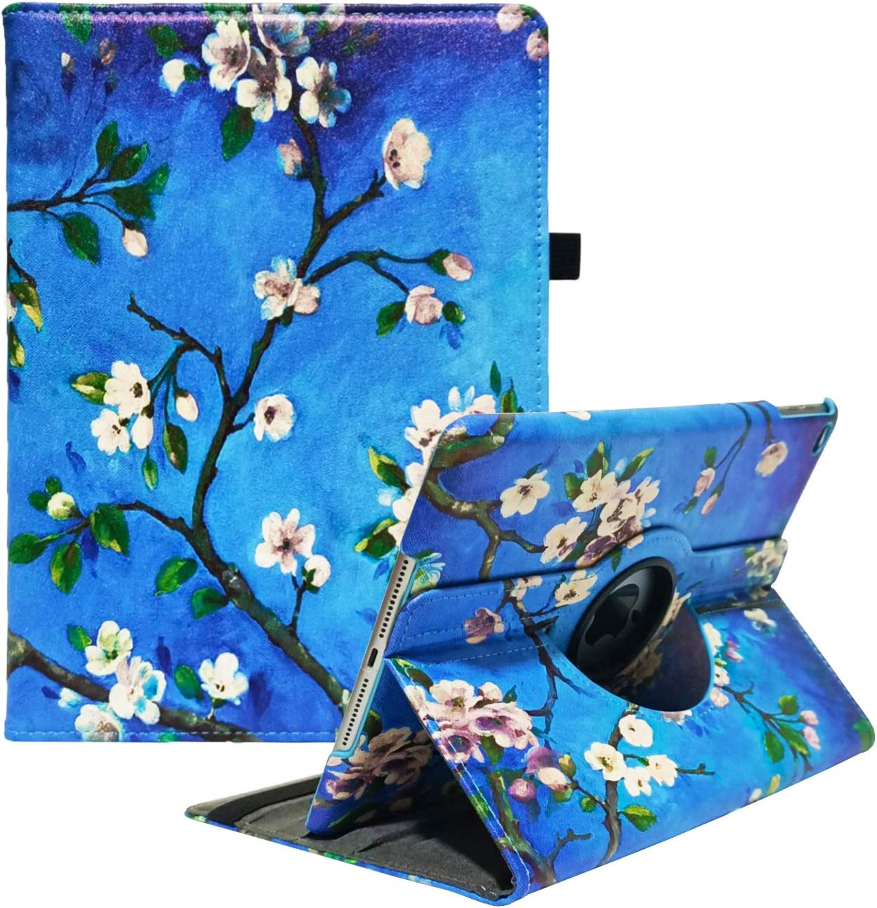 CenYouful Rotating Case for iPad Air (3rd Gen) 10.5