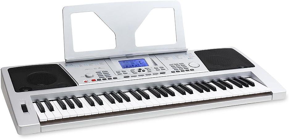 Schubert Sub61B teclado con USB-MIDI (61 teclas dinámicas ...