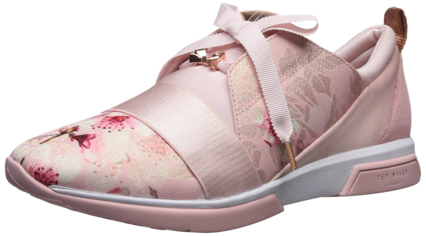 Ted Baker Women's Cepa Sneaker, Blossom Print Jacquard, 7 B(M) US